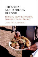 The Social Archaeology of Food