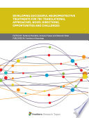 Developing Successful Neuroprotective Treatments For Tbi Translational Approaches Novel Directions Opportunities And Challenges Book PDF