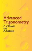 Advanced Trigonometry [Pdf/ePub] eBook