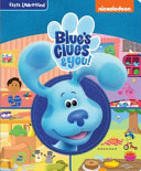 Nickelodeon Blue s Clues   You   First Look and Find