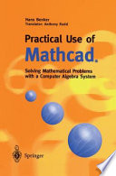 Practical Use of Mathcad