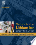 The Handbook of Lithium Ion Battery Pack Design