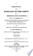 A Treatise on the Diseases of the Chest and on Mediate Auscultation