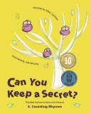 Can You Keep A Secret? 4: Counting Rhymes