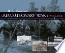 A Revolutionary War Timeline Book
