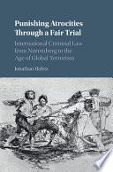 Fairness In International Criminal Trials [Pdf/ePub] eBook