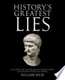 History s Greatest Lies