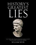 History's Greatest Lies Pdf