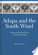 Adapa and the South Wind