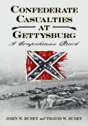 Confederate Casualties at Gettysburg: A Comprehensive Record
