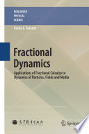 Fractional Dynamics Book