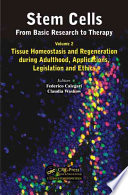 Stem Cells From Basic Research To Therapy Volume Two Book PDF