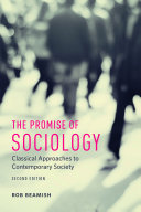 Pdf The Promise of Sociology Telecharger