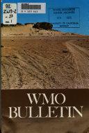 WMO Bulletin Book