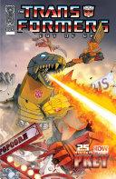 Transformers: Best of UK - Prey #5 Book