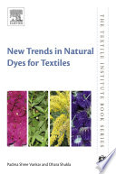 New Trends in Natural Dyes for Textiles