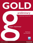 Gold Preliminary Maximiser Without Key for Pack