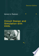 Circuit Design and Simulation with VHDL Book