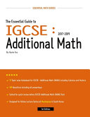 The Essential Guide to IGCSE Book