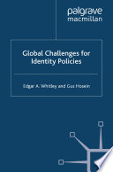Global Challenges For Identity Policies Book PDF