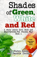 Shades of Green, White and Red