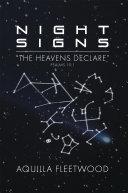 Night Signs