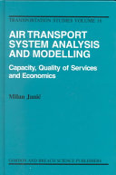 Air Transport System Analysis and Modelling