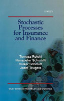 Stochastic Processes for Insurance and Finance Pdf/ePub eBook