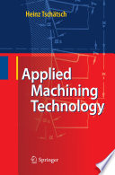Applied Machining Technology Book