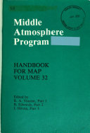 Middle Atmosphere Program
