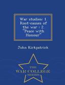 War Studies