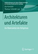 Architekturen und Artefakte
