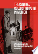 Central Collecting Point In Munich The