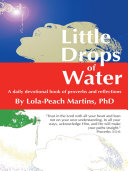 Little Drops of Water Pdf/ePub eBook