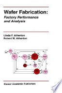 Wafer Fabrication  Factory Performance and Analysis Book