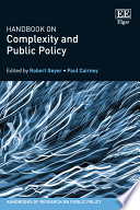 Handbook on Complexity and Public Policy Book