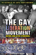The Gay Liberation Movement