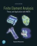 Pearson Etext Finite Element Analysis