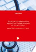 Advances in Telemedicine Book