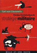 Pdf Principes fondamentaux de stratégie militaire Telecharger