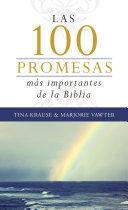 Las 100 promesas m  s importantes de la Biblia