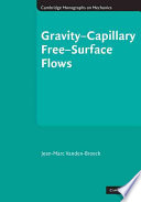 Gravity Capillary Free Surface Flows