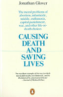 Pdf Causing Death and Saving Lives Telecharger