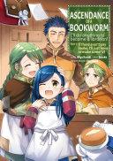 Ascendance of a Bookworm  Manga  Volume 6