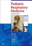 Pediatric Respiratory Medicine E Book