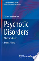 Psychotic Disorders Book PDF