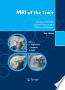 MRI of the Liver