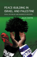 Peace building in Israel and Palestine