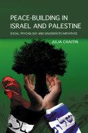 Peace-building in Israel and Palestine Pdf/ePub eBook