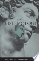 On Epistemology